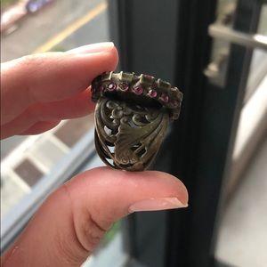 Sorrelli Jewelry - Beautiful pink sorrelli ring